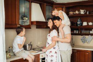 3-Zimmer Wohnung für Familien und WGs